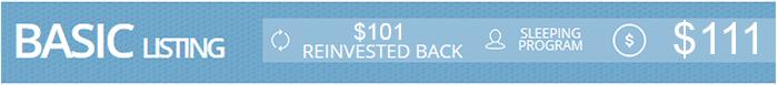 Premium | $101 | $10 | Total: $11